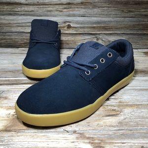 NEW Etnies Score Navy Sneakers Men 8.5